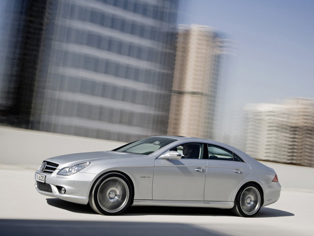 ◇ AMG W219 (09-) CLS-class